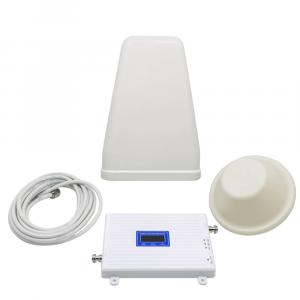 Усилитель сигнала Wingstel 900/2100/2600 mHz (для 2G/3G/4G) 65dBi, кабель 15 м., комплект - 2